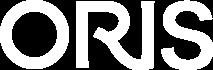 Oris Consulting white logo